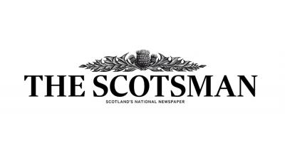 Image of the Scotsman logo