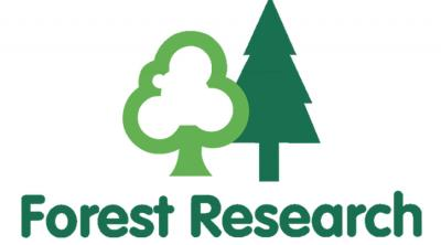 Image of Forest Research logo