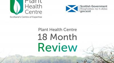 PHC 18 month review leaflet