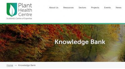 Knowledge Bank on web iste