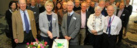 Fiona Burnett as chair of Association of Crop Protection in Northern Britain