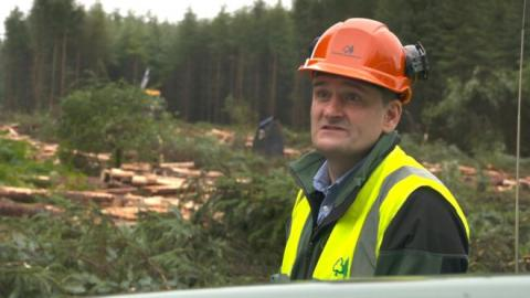 John Dougan Scottish forestry